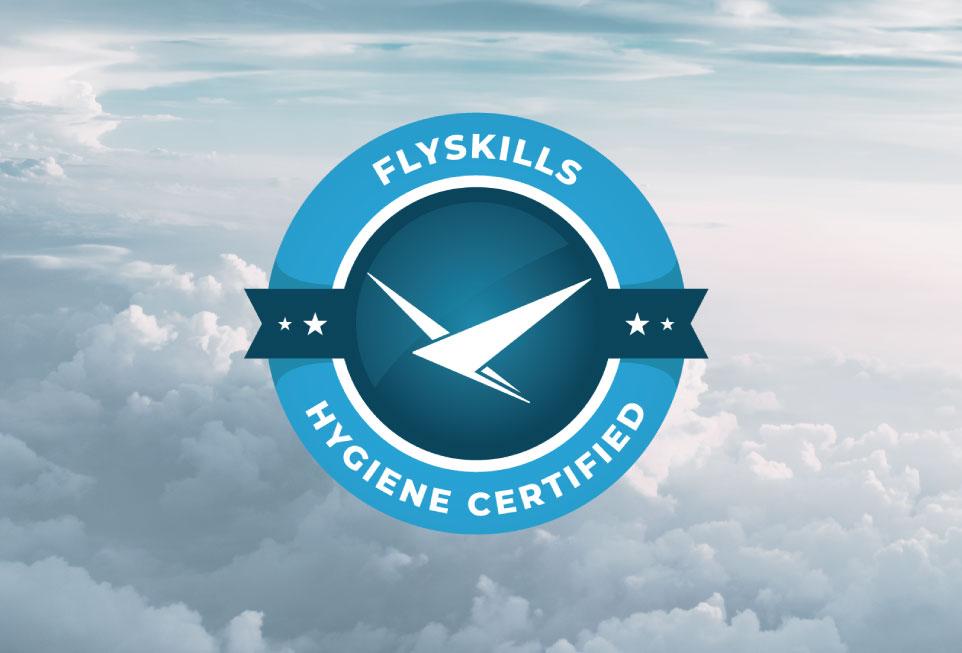 FlySkills Certification Logo